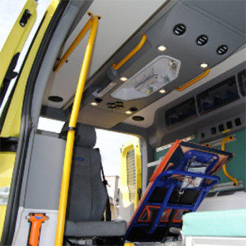 Ambulance Interior NIDIA