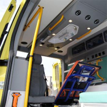 Ambulance Interior NIDIA