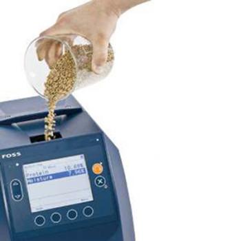 Analysinstrument för spannmål